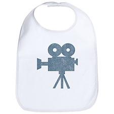 Vintage Videocamera Bib