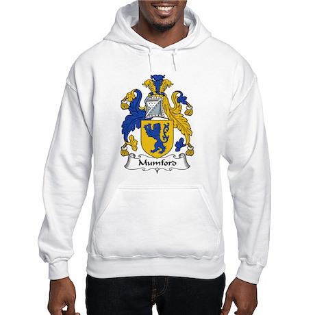 Mumford Family Crest Hooded Sweatshirt