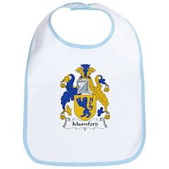 Mumford Family Crest Bib