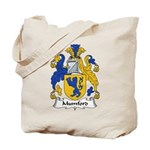 Mumford Family Crest Tote Bag