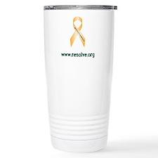 If Awareness Travel Mug