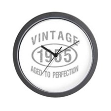 Vintage 1955 Birthday Wall Clock