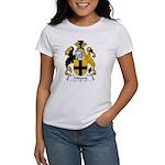 Moynes Family Crest Women's T-Shirt
