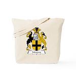 Moynes Family Crest Tote Bag