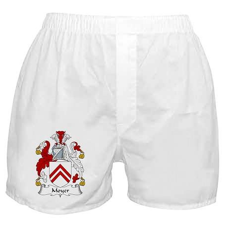 Moyer Family Crest Boxer Shorts