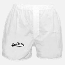 Best Dad To Be Boxer Shorts