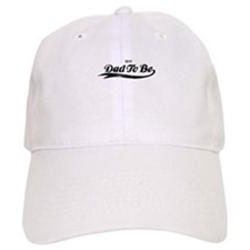 Best Dad To Be Baseball Baseball Cap
