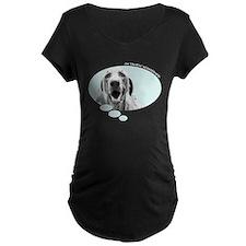 I'm Thinkin' Weimaraner T-Shirt