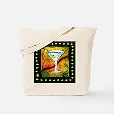 Unique Martinis Tote Bag