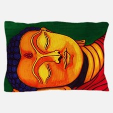Resting his eyes Pillow Case