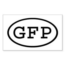 GFP Oval Rectangle Decal