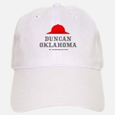 Duncan Oklahoma Baseball Baseball Cap
