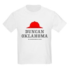 Duncan Oklahoma T-Shirt