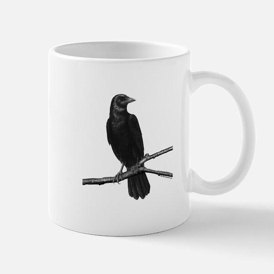 Black Crow ~ Mugs