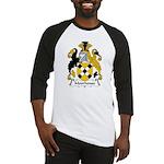 Moorhouse Family Crest  Baseball Jersey