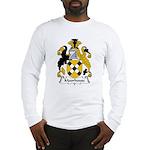Moorhouse Family Crest  Long Sleeve T-Shirt
