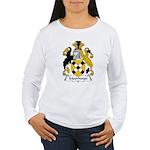 Moorhouse Family Crest  Women's Long Sleeve T-Shir