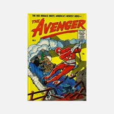 $4.99 Classic Avenger Rectangle Magnet