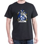 Moody Family Crest Dark T-Shirt