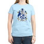 Moody Family Crest Women's Light T-Shirt