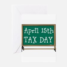 April 15 Tax Day Greeting Cards