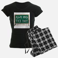 April 15 Tax Day Pajamas