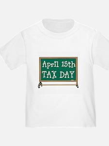 April 15 Tax Day T-Shirt