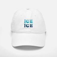 Ice Ice Maternity Design Baseball Baseball Baseball Cap
