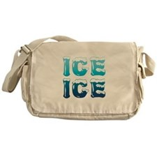 Ice Ice Maternity Design Messenger Bag