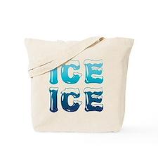 Ice Ice Maternity Design Tote Bag