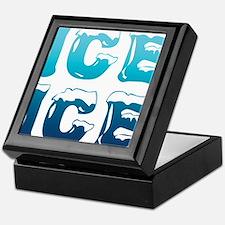 Ice Ice Maternity Design Keepsake Box