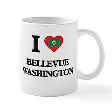 I love Bellevue Washington Mugs