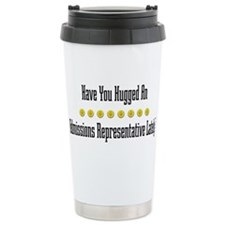 Unique Lately Travel Mug