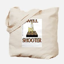 Well Shooter Tote Bag