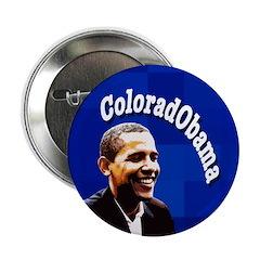 ColoradObama Button for 2008
