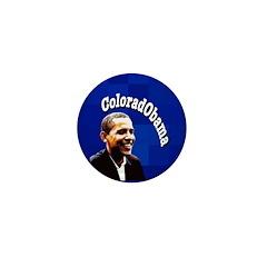 ColoradObama Campaign Pin