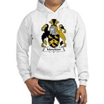 Monckton Family Crest Hooded Sweatshirt