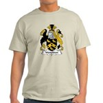 Monckton Family Crest Light T-Shirt