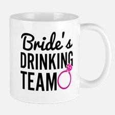 Bride's Drinking Team Mugs