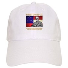 Robert E Lee Baseball Baseball Cap