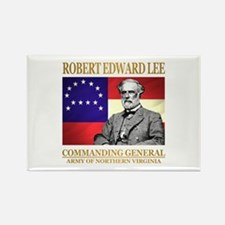 Robert E Lee Magnets