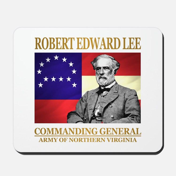 Robert E Lee Mousepad