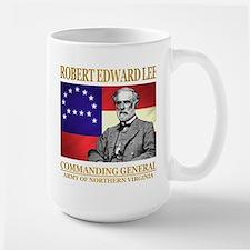 Robert E Lee Mugs