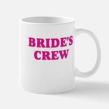 Bride's Crew Mugs