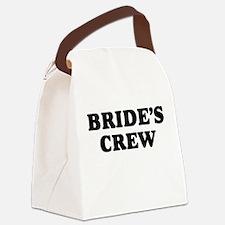 Bride's Crew Canvas Lunch Bag