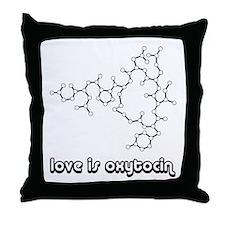 Unique Neuroscience Throw Pillow