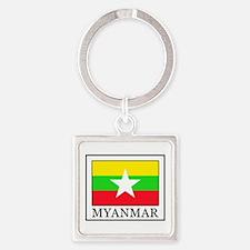 Myanmar Keychains