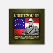 Robert E Lee Sticker