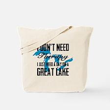 Just need a Great Lake Tote Bag