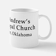 Saint Andrew's shield Mug
